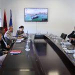 APD: Përfaqësuesit e Projektit TAP takim pune me drejtuesit e Autoritetit Portual Durrës