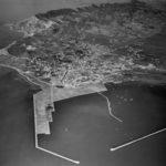 1945, ja si u pastrua nga 300 mijë mina porti dhe bregdeti i Durrësit