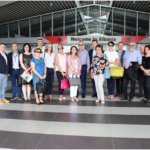 APD hosts business meetings from Poland and Durres The 3-hour stay at the port concludes with the visits to the Western Terminal and the Ferry Terminal. 28 September 2018
