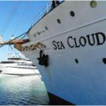 """Sot në port: Velieri luksoz """"Sea Cloud"""" dhe anija """"Variety Voyager"""" me 132 turistë"""