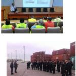 """Siguria në anije dhe porte"""": Trajnohen punonjësit e institucioneve shtetërore dhe kompanive private."""