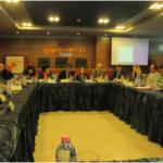Si rezultat i takimit të zhvilluar më datë 12.05.2014,  mes Autoritetit Portual Durrës dhe partnerëve të Projektit Ten Ecoport, u konkludua hartimi i një plan-veprimi të përbashkët me Portin e Barit, me qëllim krijimin e një zone ekologjike brenda territorit të Portit, për mbledhjen e diferencuar të mbetjeve portuale. Të pranishëm në takimin e  zhvilluar ishin partnerët kryesorë të projektit : Porti i Igumenicës(Greqi), ai i Barit(Itali), Drejtues të Autoritetit Portual Durres, përfaqësues të Ministrisë së Mjedisit, të Ministrisë së Transportit,  Institutit të  Transportit, Drejtorisë së Përgjithshme Detare, Kapitenerisë,  Forcave të Sigurisë, Rojes Bregdetare, Prefekturës së Qarkut Durrës, Bashkisë Durrës, ARM-ja Durrës, Shoqatave ambjentaliste , Operatorëve  dhe kontraktorëve të APD për çështje mjedisore, Mediave, etj.