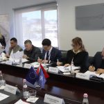 """ADRION """" POWER"""" PROJECT - Cooperation Agreement concluded yesterday at Durres Port Authority 31/01/2020"""
