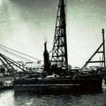 """APD:  1928 – 1934, krijimi i akuatoriumit dhe thellimi i basenit në port (Nga historiku """"Porti në rrjedhën e viteve"""")  19.02.2020"""