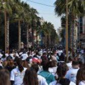 """APD/Porti hap dyert për maratonistët e nismës """"Një hap për Durrësin""""  24.02.2020"""