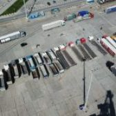 Vigjilenca e lartë shëndetësore dhe përpunimi i mallrave në Portin e Durrësit.  Sot 8 anije tregtare në përpunim (18 Mars 2020)