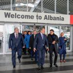 Presidenti i Bullgarisë, Rumen Radev, vizitë në Portin e  Durrësit
