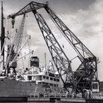 Porti ynë në rrjedhën e viteve/ Ndërtimi i anijes së parë metalike në Kantierin Detar të Durrësit