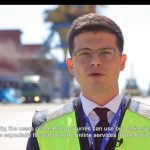 SAGOV Interview Series-Part III/ Durres Port Authority CEO,Mr. Pirro Vengu describes measures adopted in light of COVID 19 on digital services and health safety