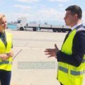Kreu i APD-së, Vengu, intervistë për televizionin Vizion Plus: Në 4 muajt e parë të 2020 janë përpunuar rreth 450 anije, me një volum  1.2 milionë tonë mallra 31 Maj 2020