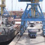 Maj 2020, Terminali Perëndimor/ 80 mijë t mallra të përpunuara nga 23 anije tregtare