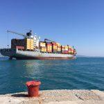 Terminali i Konteinerëve/ Përpunohen 64 anije të specializuara me afro 578 mijë t mallra të ndryshme, 49% e  tyre me mallra eksporti  18 qershor 2020