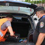 Forcat e Sigurisë Portuale Durrës FSPD janë të pranishme 24/7 në të gjitha pikat nevralgjike të portit më të madh të vendit/ 22 korrik 2020