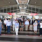 Komisioni për Ekonominë dhe Financat vizitë monitoruese në Portin e Durrësit/ 10 korrik 2020