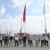 Modernizimi i Forcës së Sigurisë Portuale dhe Ekipit të Emergjencave në Portin e Durrësit/ 06 gusht 2020