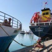 Fillim muaji në Portin e Durrësit, përpunohen  rreth 23 mijë tonë mallra, 4 anije tregtare në proces përpunimi/ 03 gusht 2020
