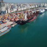 APD/ Rreth 35 mijë tonë mallra dhe 450 TEU,  nga 9 anije tregtare në pritje dhe përpunim/ 28 gusht 2020