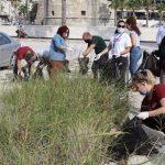 Dita Ndërkombëtare e Pastrimit/ Punonjësit portualë përkujdesen vullnetarisht për mjedisin/ 19 shtator 2020