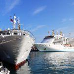 """Rikthehen kroçerat në Portin e Durrësit, """"La Belle Dell'Adriatique"""" sjell turistët e parë për këtë vit/ 1 shtator 2020"""