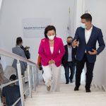 Bashkëpunim me SHBA dhe Italinë për luftën kundër krimit të organizuar: vizitë e Ambasadorëve Kim dhe Bucci në Portin e Durrësit/ 03 shtator 2020