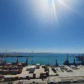 APD/ Veprimtaria portuale gjatë fundjaves dhe në nisje të kësaj jave/ 19 tetor 2020