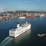 Porti Durrës/ 262 mijë udhëtarë dhe 642 mijë tonë mallra me tragete në 10 muaj/ 25 nëntor 2020