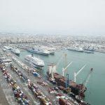 Situata në Portin e Durrësit/ 15 shkurt 2021
