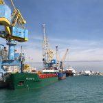 Përpunimi i anijeve sot në Portin e Durrësit/ 12 mars 2021