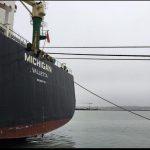 """""""MICHIGAN"""" anija që ka vizituar më shumë Portin e Durrësit në 5 muajt e parë te vitit/ 03 qershor 2021"""