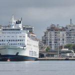 Statistika/ Porti i Durrësit : Rritet me 26 % transporti i mallrave me tragete/ 16 qershor 2021