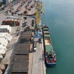 STATISTIKA/ 1.7 milion tonë mallra të përpunuara në Portin e Durrësit ose 15% më shumë se një vit më parë/ 29 qershor 2021