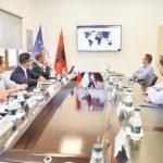 Sekretari i shtetit kroat në Portin e Durrësit: Nis puna për linjat e transportit të udhëtarëve dhe mallrave me tragete/ 15 korrik 2021